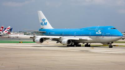 PH-BFW - Boeing 747-406 - KLM Royal Dutch Airlines