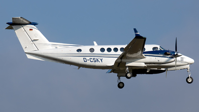 A picture of DCSKY - Beech 300 Super King Air 350 -  - © Tommi777