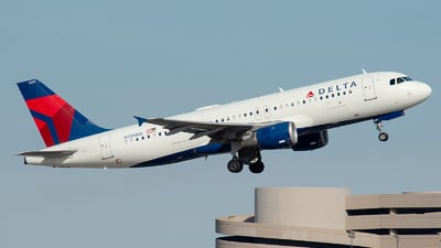 N339NW - Airbus A320-212 - Delta Air Lines