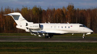 RA-67223 - Bombardier BD-100-1A10 Challenger 300 - Severstal Air Company
