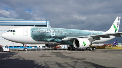 EI-EJY - Airbus A330-223 - Azores Airlines