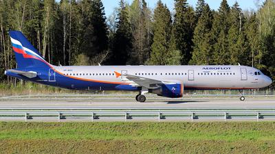 A picture of VPBOC - Airbus A321211 - Aeroflot - © BizavMen