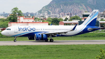 A picture of VTITS - Airbus A320271N - IndiGo - © Rohan Paliwal