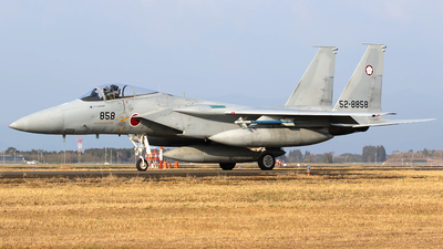 52-8858 - McDonnell Douglas F-15J Eagle - Japan - Air Self Defence Force (JASDF)