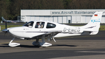 D-EMEB - Cirrus SR20-G3 - Private