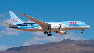 G-TUIA - Boeing 787-8 Dreamliner - TUI