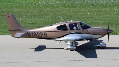 N192PR - Cirrus SR22T-GTS - Private