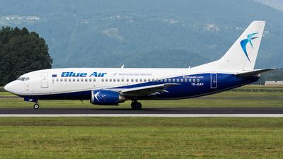 YR-BAP - Boeing 737-3Y0 - Montenegro Airlines (Blue Air)