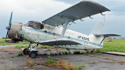 UP-A0215 - PZL-Mielec An-2 - Private