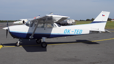 OK-TED - Reims-Cessna F172M Skyhawk - Private