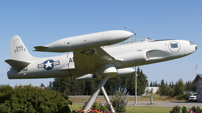 52-9772 - Lockheed T-33A Shooting Star - United States - US Air Force (USAF)