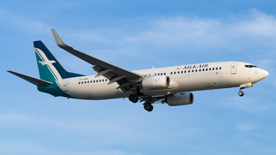 9V-MGN - Boeing 737-8SA - SilkAir