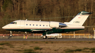 C-GMIV - Bombardier CL-600-2B16 Challenger 604 - Private