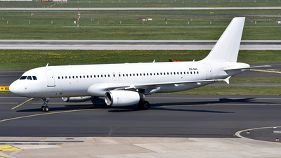 ZS-GAL - Airbus A320-231 - Global Aviation
