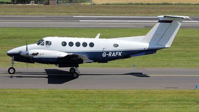 G-RAFK - Beechcraft B200 Super King Air - RVL Aviation