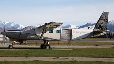 ZK-PDZ - Cessna 208B Grand Caravan - Skydive Wanaka