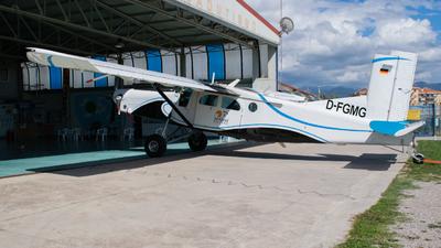 D-FGMG - Pilatus PC-6/B2-H4 Turbo Porter - SkyDive Salerno