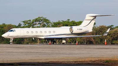 M-SQAR - Gulfstream G550 - M.Square Aviation