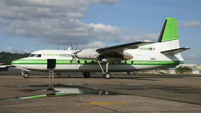 HP-1541PST - Fokker F27-100 Friendship - Air Panama