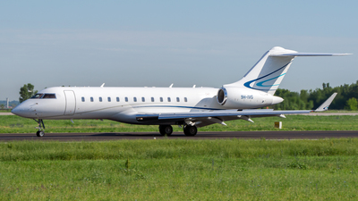 9H-IVG - Bombardier BD-700-1A10 Global Express - OJets