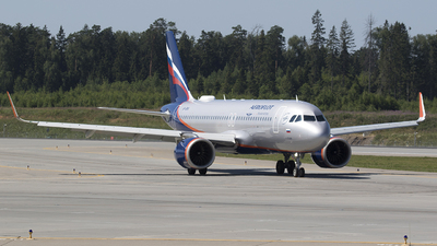 A picture of VPBPR - Airbus A320251N - Aeroflot - © Aktug Ates