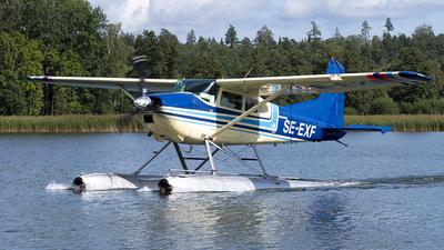 SE-EXF - Cessna 185D Skywagon - Sjöflygföreningen F2