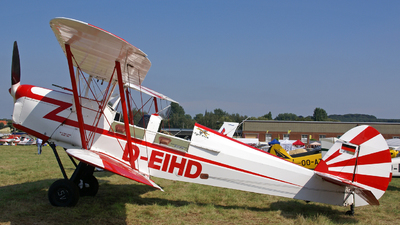 D-EIHD - Stampe and Vertongen SV-4A - Private