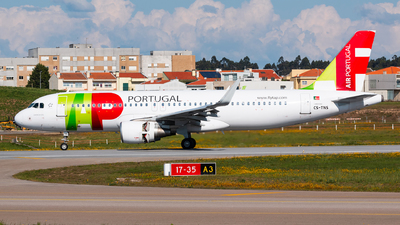 A picture of CSTNS - Airbus A320214 - TAP Air Portugal - © Bárbara Costa