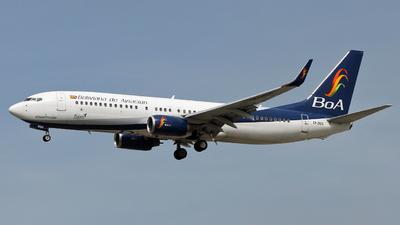 CP-2926 - Boeing 737-83N - Boliviana de Aviación (BoA)