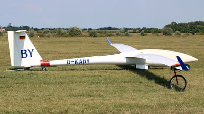 D-KABY - Schleicher ASW-22BLE - Private
