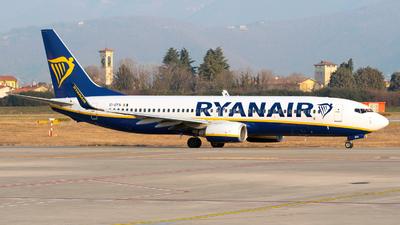 A picture of EIEFN - Boeing 7378AS - Ryanair - © Medolago Manuel