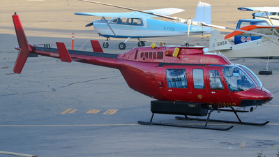 C-GAUP - Bell 206L LongRanger - Capital Helicopter