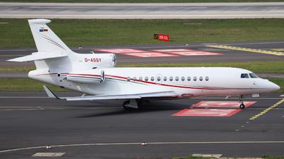 D-ASSY - Dassault Falcon 7X - Private