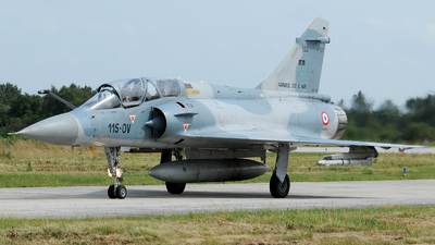 522 - Dassault Mirage 2000B - France - Air Force
