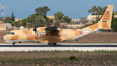 EC-004 - Airbus C295M - Egypt - Air Force