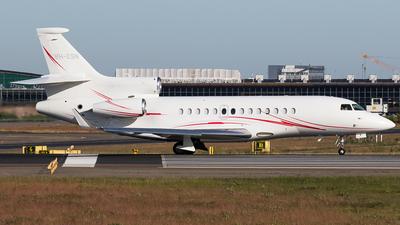 9H-ZSN - Dassault Falcon 7X - Elit Avia
