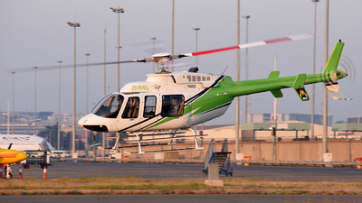 ZS-RVM - Bell 407 - Private