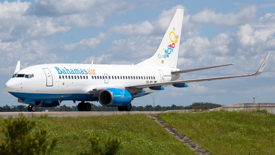 C6-BFY - Boeing 737-7V3 - Bahamasair