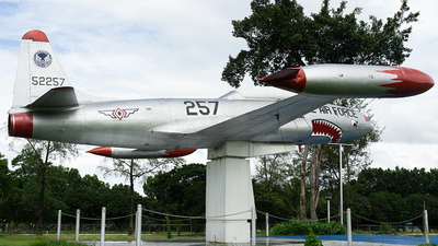 257 - Lockheed T-33A Shooting Star - Philippines - Air Force