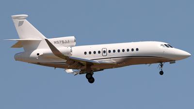 N575JJ - Dassault Falcon 900EX - Private