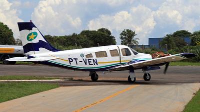 PT-VEN - Embraer EMB-810D Seneca III - Private
