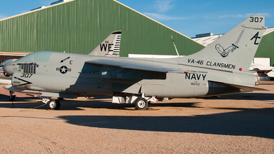 160713 - LTV A-7E Corsair II - United States - US Navy (USN)