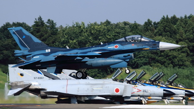 13-8519 - Mitsubishi F-2A - Japan - Air Self Defence Force (JASDF)