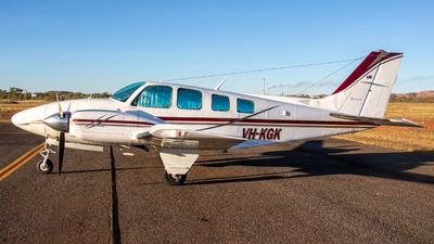 VH-KGK - Beechcraft 58 Baron - Private