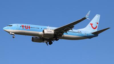 OO-JAA - Boeing 737-8BK - TUI