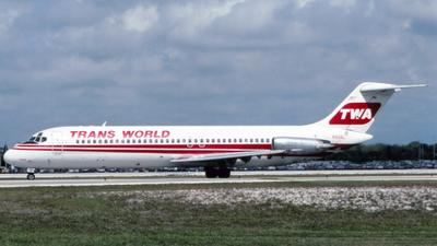 N926L - McDonnell Douglas DC-9-32 - Trans World Airlines (TWA)