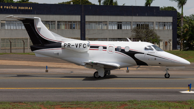 A picture of PRVFC - Embraer Phenom 100 - [50000231] - © DeltaFox Spotter