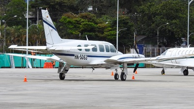 HK-5063 - Piper PA-31-350 Navajo Chieftain - Transpacificos