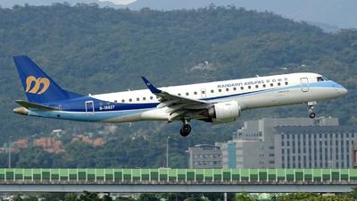 B-16827 - Embraer 190-100IGW - Mandarin Airlines