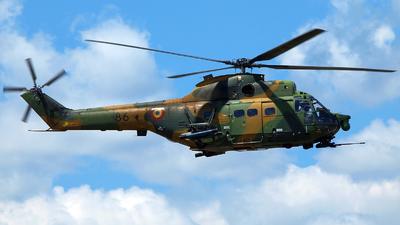 86 - IAR-330L Puma SOCAT - Romania - Air Force
